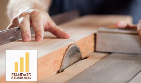 Uvođenje standarda ISO 9001 u Standard furniture Serbia